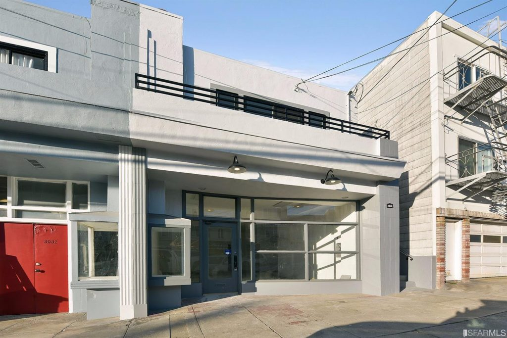 Sold Commercial Property In San Francisco